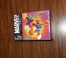 Marvel Universe Minimates SUPER SKRULL, CLOBBERIN' TIME THING! Tower Exclusive!