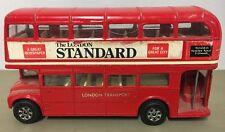 Vintage Corgi Die Cast Bus London Double Decker Transport Standard Cricklewood