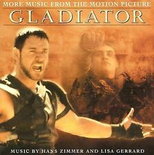 Gladiator: More Music From The Motion Picture by Hans Zimmer, Lisa Gerrard