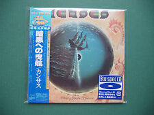 "Kansas ""Point of Know Return"" (+2) Original Japan Mini-LP Blu-Spec CD DSD (2011)"