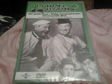 dvd laurel and hardy in german dumm und dick der große fang tit for tat new seal