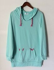 J. TOMSON (L) Women's Hoodie Sweatshirt Top Size Large Sweater Pullover Casual
