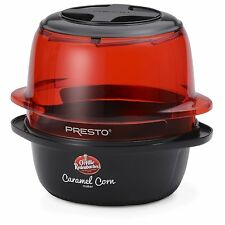 National Presto Orville Redenbacher's Caramel KETTLE Cheesy Pop Corn Maker 04851