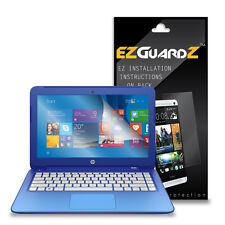 3X EZguardz LCD Screen Protector Skin HD 3X For HP Stream 11 Laptop (Clear)