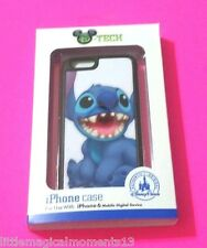 DISNEY PARKS LILO AND STITCH BLUE AND WHITE  IPHONE 6 6S CELLPHONE CASE D-TECH
