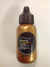 Maybelline Mineral Power Bronzer Makeup BOOSTER WITH MIICRO MINERALS NEW