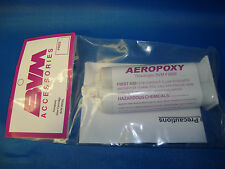 GENUINE BVM AEROPOXY GLUE AEROSPACE GRADE CARTRIDGE MODEL AIRCRAFT JETS HYSOL