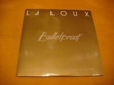 Cardsleeve Single cd La Roux Bulletproof (PROMO) 2TR 2009 electro house