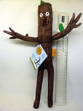 60573 Aurora The Gruffalo Stick Man Plush Soft Toy 33cm