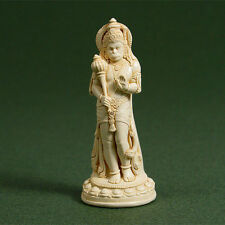 Hanuman Statue Hindu Monkey God Standing Mini Figurine Made in USA #MSTH