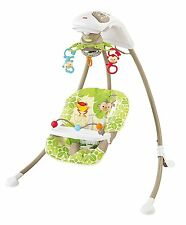 Fisher-Price Rainforest Friends Cradle 'n Swing