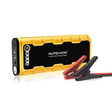 AUTO VOX 18000mhA Portable Jump Starter Battery Booster Power Bank For All Car