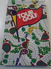 Tour Golf Board Game New 1979 Vintage
