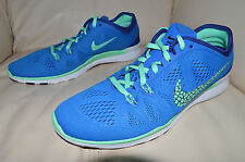 New Womens Nike Free TR Fit 5 Breathe Running Shoes 718932-401 sz 7 Soar blue