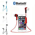 New Bluetooth Wireless In-Ear Stereo Headphones Waterproof Sports Headphones Lot