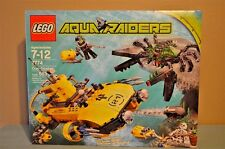 LEGO Aqua Raiders 7774 Crab Crusher Factory Sealed NEW NIB