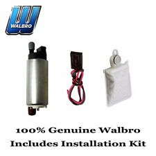 NEW WALBRO HIGH PERFORMANCE 255 LPH FUEL PUMP & INSTALLATION KIT GSS342