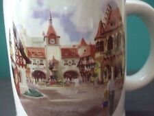 1989 WALT DISNEY WORLD EPCOT BEER STEIN made in west Germany