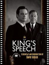 The King's Speech: The Shooting Script (Newmarket Shooting Script)-ExLibrary