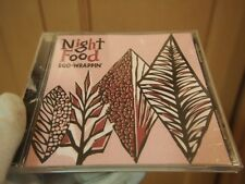 Used_CD Night Food EGO-WRAPPIN Free Shipping FROM JAPAN BO30