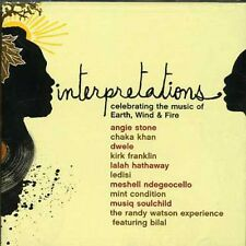 Interpretations-Celebrating The Music Of Earth Win (2007, CD NEUF)