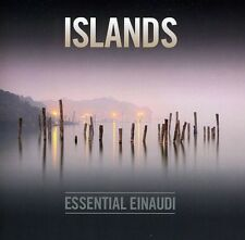Islands-Essential Einaudi - Ludovico Einaudi (2011, CD NIEUW) 028947644903