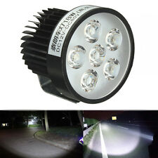 Motorcycle Bike 18W 6 LED Headlight Work Driving Spot Light Fog Off-Road 12V-80V
