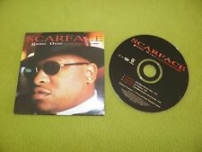 Scarface - Game Over - RARE 1997 Promo CD / RAP /  Dr. Dre, Ice Cube, Too Short