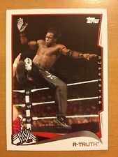 2014 Topps WWE #37 R-Truth MINT