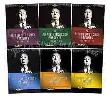 Alfred Hitchcock Presents TV Series Complete Seasons 1 2 3 4 5 6 Box/DVD Set(s)