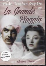Dvd **LA GRANDE PIOGGIA** di C. Brown con Myrna Loy Tyrone Power nuovo 1939