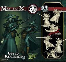 Wyrd Malifaux The Guild BNIB Riflemen WYR20116