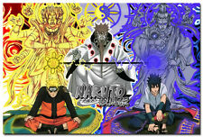 Naruto Shippuden Characters Japan Anime Game Silk Posters 24x36inch 15