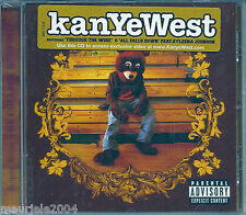 Kanye West. The College Dropout (2004) CD NUOVO Syleena Johnson. Jay-Z. Ludacris
