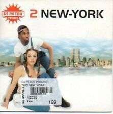 (133H) DJ Peter Project, 2 New-York - 1999 CD