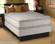 Princess Plush - King Size - Pillow-top Mattress and Box-spring Set