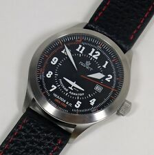 Russian watch Poljot Pilot Automatic RUSSIAN AVIATOR VALERY CHKALOV