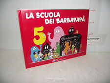 LIBRO Annette Tison Talus Taylor LA SCUOLA DEI BARBAPAPà 8^ed.2006