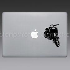 "VESPA SCOOTER decal sticker for MACBOOK pro mac laptop size 11"" 13"" 15"" MOD SKA"