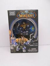 Mega Bloks World of Warcraft Colton Figure & Battle Set NIB 28 pcs New in Box