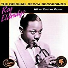 After You've Gone by Roy Eldridge (CD, Oct-1991, GRP (USA))