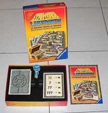 LABYRINTH La grande caccia al tesoro – Ravensburger 2011 OTTIMO Labirinto magico