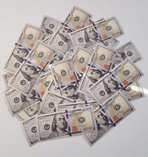 50x $100 NEW BILLS - Prop Money - Closest thing to Real! - High Quality Print!