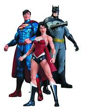 DC New 52 Trinity War Box Set 3 pack Action Figures Superman Wonder Woman Batman