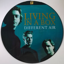 "LIVING IN A BOX - DIFFERENT AIR - 12"" PICTURE DISC VINYL NEW UNPLAYED 1989"