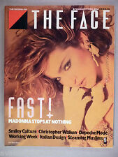 The Face Magazine - February, 1985 ~~ Madonna