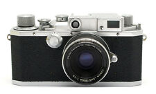 Canon III 35mm Rangefinder Camera with Canon 35mm f2.8 Lens  23685