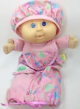 Vtg Cabbage Patch Kids Toddler Collection Love N Care Baby Doll 1992 Hasbro Pink