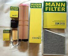 Filtro hombre filtro aceite filtro de aire filtro de carbón activado combustible w211 s211 CDI diesel