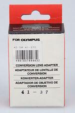 Konverter Adapter / Conversion Lens Adapter für Olympus Camedia C-2000Zoom 41-37